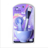 4in1 6 beauty mask toiletry kit mask bowl stick measuring spoon