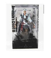 Genuine NECA Assassin's Creed Ezio changed version of the third generation GK magic accessories Super Multi