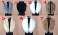 Wholesale - men and women the fox fur scarf fur collar fur shawl collar coat collars fur collar