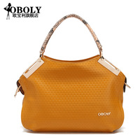 2013 New Design Women's Orange Fashion Large Handbag Messenger bag