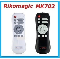 Free shipping New arrival,media player(MK702) Rikomagic 2.4G fly air mouse with learning function,suitable for MINI PC
