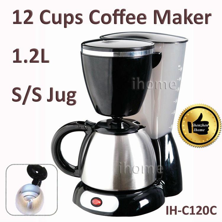 Logik Coffee Maker Manual : Easy Coffee Maker: Desember 2014