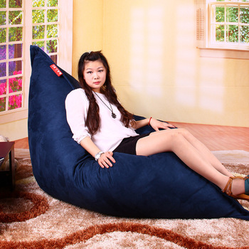 Black Blue 140*180CM Fashion Sofa Bed Bean Bag Covers Free Shipping Quality Goods Levmoon Patented Product