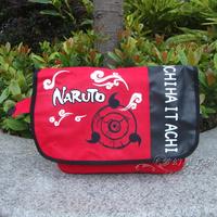 anime Messenger bag naruto school bag write round eyes tachi shoulder bag messenger bag backpack
