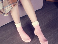 2013 fashion ladies cotton socks Free shipping nice  girls socks  multicolor  12pcs/lot