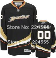 Custom Anaheim Ducks Jerseys personalized - Cheap ICE Hockey Jersey Number & Nane Sewn On (XS-4XL)