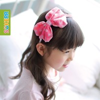 Sukerr baby child accessories child hair accessory bow hair bands child hair bands