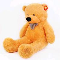 Large plush teddy bear doll birthday gift female doll dolls 1.8 meters 2