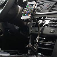 Car Lighter 2 USB Cradle Mount Holder For Samsung Galaxy Note 3 N9000 N9002 N9005 Free Shipping
