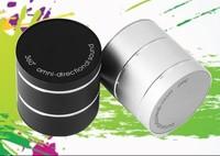 vibro/microphone amplifier/mini caixa de som/vibrating speaker/audifonos/column, 10M wireless, TF music player, metal, 10W