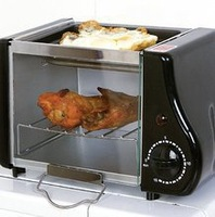 HOT! 2013 New arrived Wholesale Multi-function mini Electric Oven/Toaster Oven,Free shipping