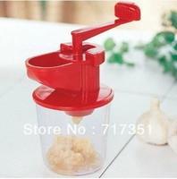 Free shipping Kitchen Vegetable Food Garlic Onion Slicer Chopper Cutter Helper Garlic Press K1042