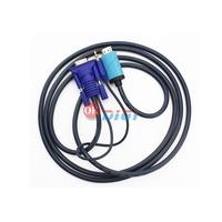 2M HDMI Male to VGA Female & RCA Audio HDMI to VGA Video Converter cable