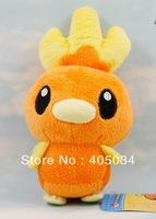 "Pokemon dolls cute Torchic 6.5"" soft doll Plush anime toys Christmas gifts 10pcs/lot"