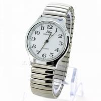 Relogios luxury Reloj Brand Watch large digital quartz watch d032 stainless steel elastic strap the elderly table  cassio