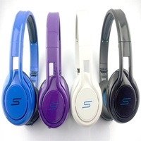 Cheap cool fashion design wireless headset headphones bluetooth HK free shipping