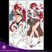 Gurren Lagann Gurren Lagann Tianyuan body  double faced  h276  pillow case 150*50 cm