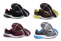 2013 New Style Free Run Women Shoes,Presto Sports Shoes for Women Anti-fur  Athletic Shoes Size 40-45