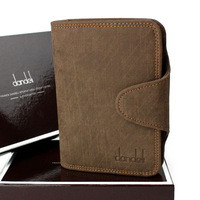 Hasp wallet casual shapi male wallet new arrival short design lindley wallet