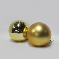 Gold christmas ball gold christmas ball christmas tree christmas gift Christmas christmas decoration christmas ball