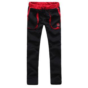 2013 summer new men's fashion casual menswear wholesale men's sports pants sports pants cotton Wei agency