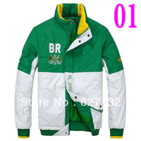 Men's Outdoor Casual Hooded Jacket Jackets Multicolor High Quality Men Winter Jackets For Men Fashion Coat Brand Male Outdoors