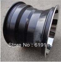 Atv atv accessories - 10 remoulded car rim aluminum wheels rim big atv bull
