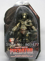 "1987 Classic Movice PREDATOR Jungle Hunter 25th Anniversary Version NECA  8"" Figure By Reel Toys FP1,Free Shipping"