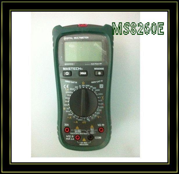 Дешевые dmm дисплей ms8260e цифровой lcr