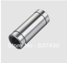 Free shipping 4pcs/lot CNC router LM25LUU diy CNC parts 25mm*40mm*112mm linear bearing(China (Mainland))