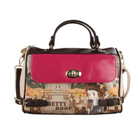 Betty betty boop women's handbag sweet cartoon a110 handbag messenger bag