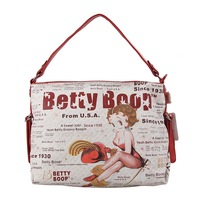 Betty betty boop women's handbag cartoon young girl shoulder bag a038