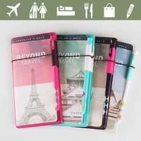 Bookzzicard travel notepad pen writing pad 6