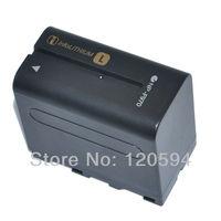 Camera Battery NP-F970 NPF970 For sony  Camera  HVR-Z1J Z1U Z1C Z7C Z5P Z5C V1C  bateria batterie akku Free shipping
