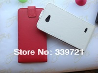 2013 High quality leather 100% durable affordable products case for Gionee gn700w Fly IQ441.Free shipping!