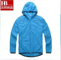 Anti-UV SPF50+ Skin Dust Coat !  Quick Dry Jacket Ultra-Thin Super Light 78g Waterproof Blackyak Breathable Hood Suit Big Size