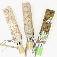 C coa fully-automatic fashion umbrella folding umbrellas