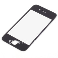 New! Black Touch Screen Lens Glass Part For Iphone 4S Mirror B0281
