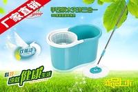 Double spin mop bucket magic mop head mop andwhen area