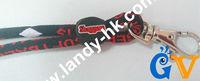 Custom Softball Sports Lanyard, Titanium Sports Rope with Custom Nub, 200pcs/lot, Free Shipping