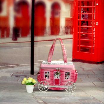 2012amliya women's vintage handbag carriage wedding bag handbag cross-body bags female
