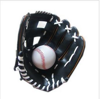 Softball gloves adult senior cowhide genuine leather baseball gloves hurler gloves