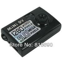 Factory wholesale Worlds Smallest mini Digital Camera Mini DV DVR,DHL Free shipping 100pcs/lot