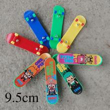 Children's Toys Colorful Plastic Mini Finger Skateboard(China (Mainland))