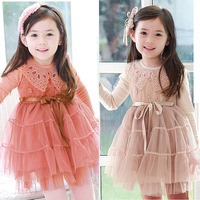 autumn  dress&dress girl princess&baby dresses party&children outerwear&party dress&princess costume&children dresses&2013 dress