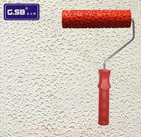 Diatom ooze tv background wall diatom ooze tools 7 rubber embossed roller no . 039