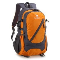 2014 New Waterproof nylon men's traverl bags Unisex high quality Outdoor climbing package sport bags 40L 5 colors Free shipping