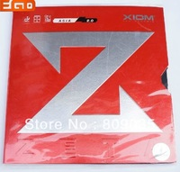 100% Guaranteed XIOM ZETA Asia Pips-In Table Tennis Rubber with Sponge,Free Shipment & Brand New
