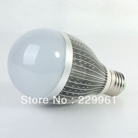 12W E27 1200 LM white/warm white Hight Brightness LED Bulb Light Spot Light Free shipping