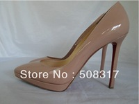 High quality Free shipping red bottom shoes